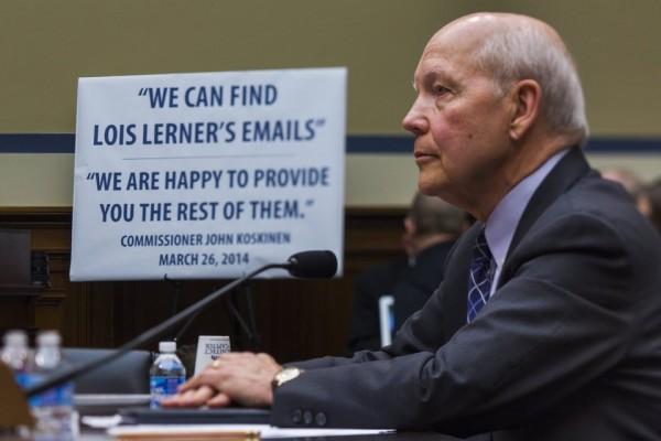 the ideal IRS Commissioner